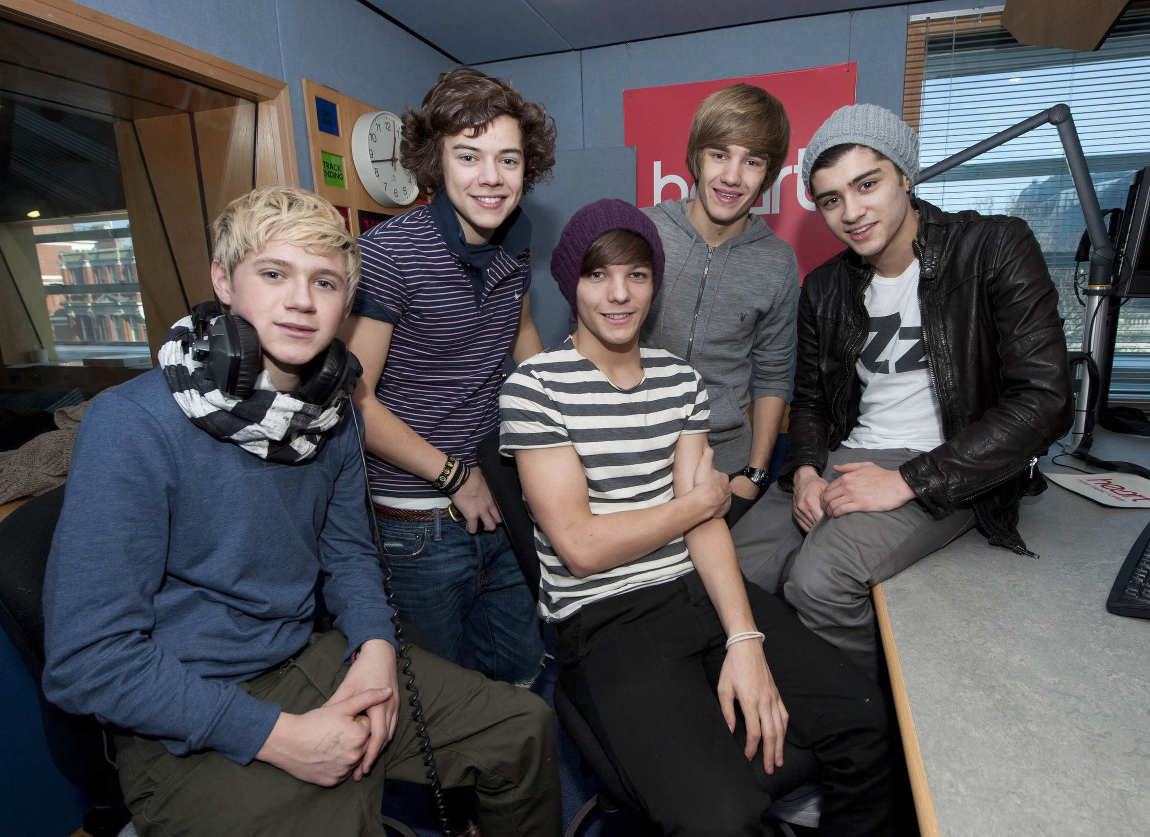 One Direction The World Of Celebrity