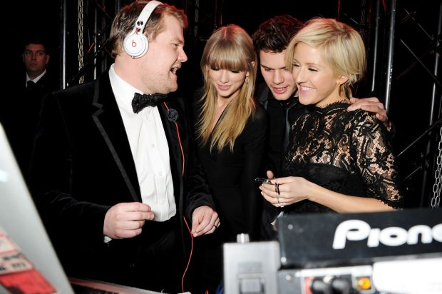 Now joined by Jeremy Irvine and Ellie Goulding (who are dating).