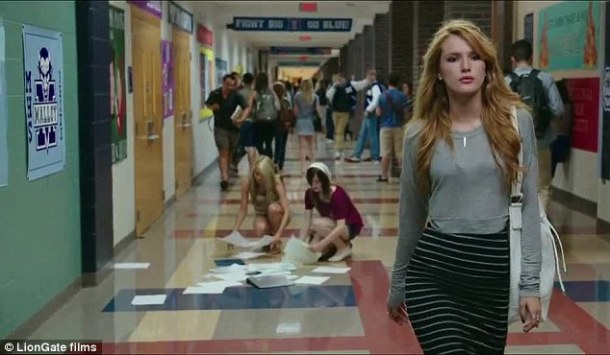 Bella Thorne in The Duff
