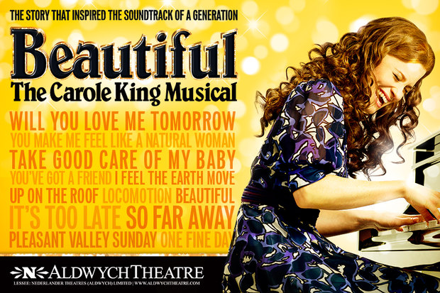 「The Carole King Musical」の画像検索結果