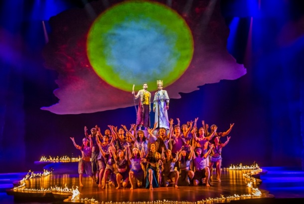 Prince of Egypt Musical London
